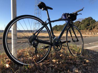 初心者がいきなり始める自転車生活。街乗り最速!ブリヂストンのフラットバーロード アンカーRL3 FLAT